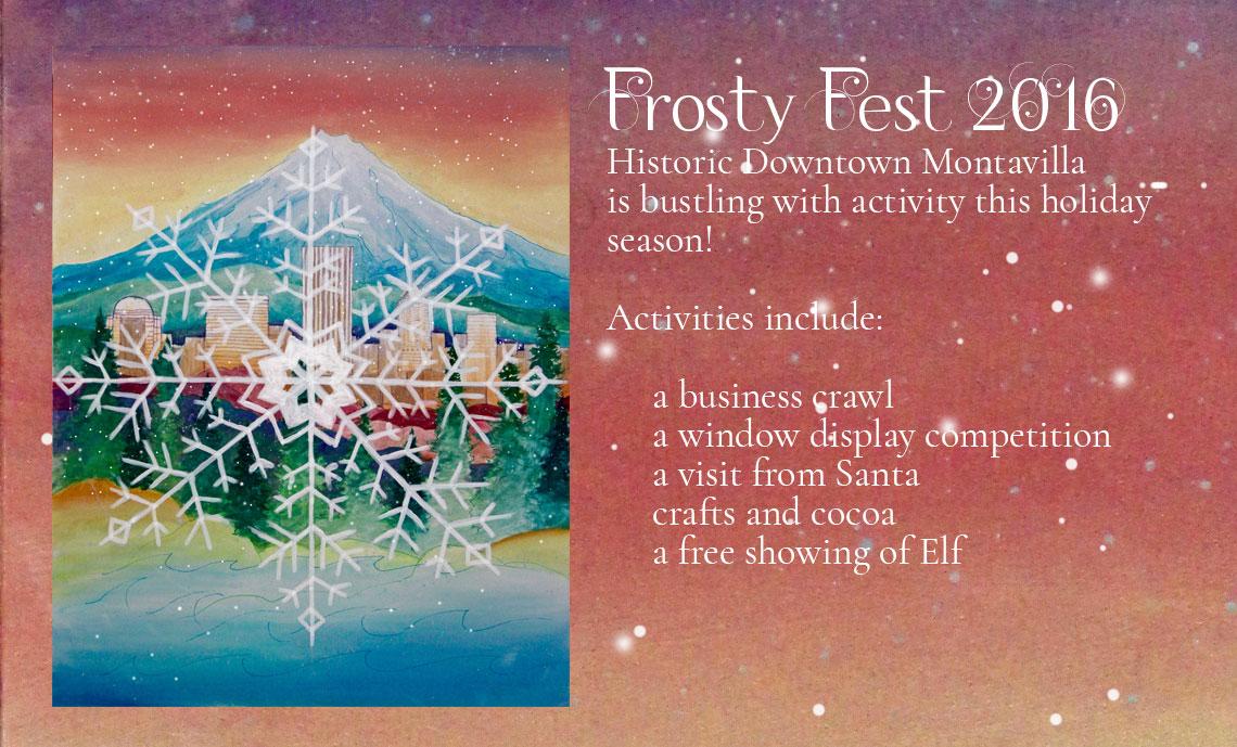 Frosty Fest 2016