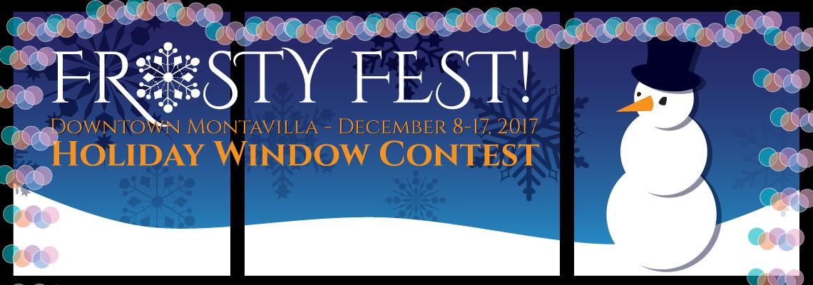 Holiday Window Contest