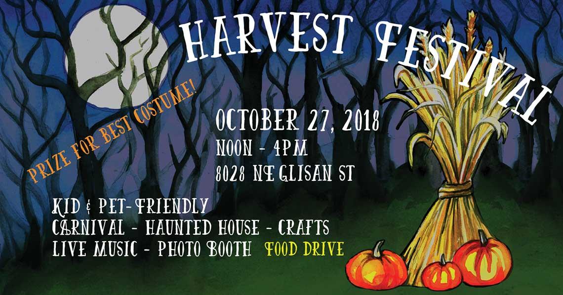 Harvest Festival 2018
