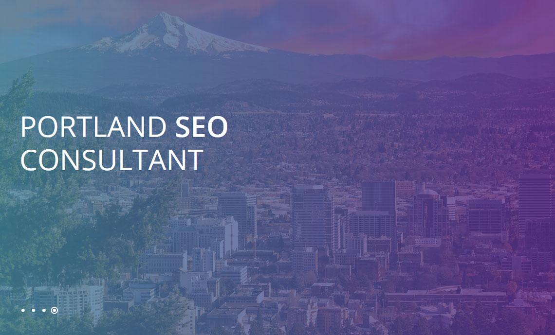 Portland SEO Consultant
