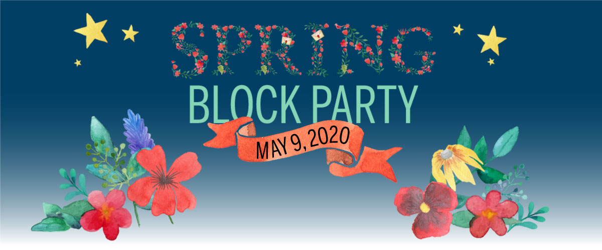 Spring Block Party
