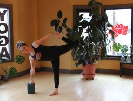 Danielle of Yoga Refuge