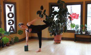 Danielle of Yoga Refuge